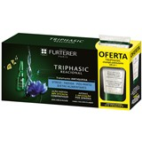 triphasic reactional cuidado antiqueda reacional 12ampx5ml+ shampoo 100ml