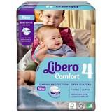 diapers comfort 7-11kg, 26 units
