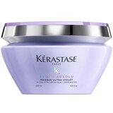 Kerastase Blond absolu masque ultra-violet para cabelo loiro 200ml
