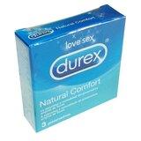 natural comfort preservativos 3unidades