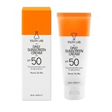 daily sunscreen cream spf 50 for normal to dry skin 50ml