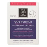 Apivita Cápsulas para queda de cabelo e fortalecimento de unhas 30un. (val 15/07/2021)