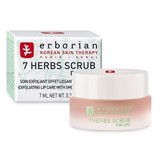 7 herbs scrub for lips esfoliating with smoothing effect 7ml