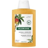 Klorane Shampoo with mango butter for dry hair 200ml