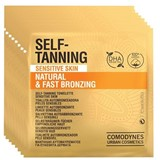 self-tanning for sensitive skin natural 8wipes