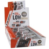 total protein bar low sugar double chocolate taste  10x60g