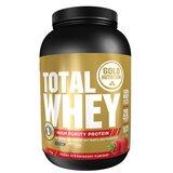 total whey protein strawberry taste 1kg