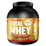 total whey protein strawberry taste 2kg