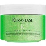 Fusio Scrub esfoliante apaziguante para couro cabeludo sensível 250ml