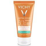 capital soleil velvety cream spf50+ 50ml