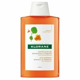 shampoo para todos os tipos de de caspa extracto de capuchinha 200ml