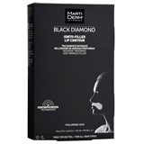black diamond ionto-lift lips contour deep wrinkles 4 patches