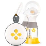 swing maxi double breast pump