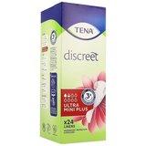 discreet ultra mini plus pensos diários absorventes 24unid
