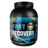 fast recovery para recuperação muscular sabor laranja 1kg