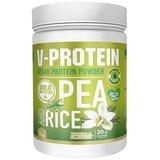 v-protein de ervilha e arroz castanho sabor baunilha 1kg