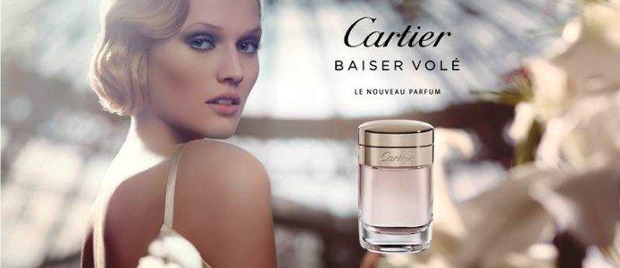 baiser vole eau parfum mulher cartier