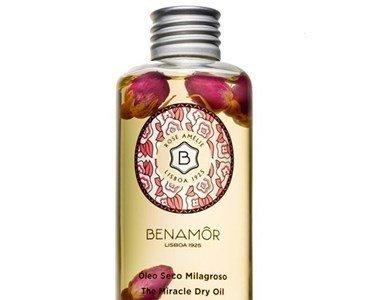 benamor rose amelie oleo seco milagroso