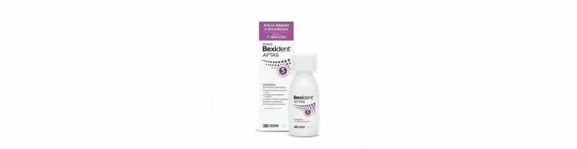 bexident aftas colutorio acido hialuronico 120ml
