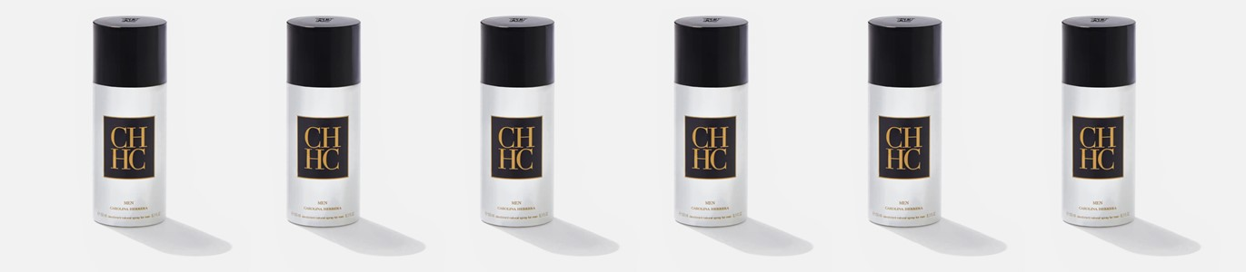 carolina herrera ch men desodorizante spray