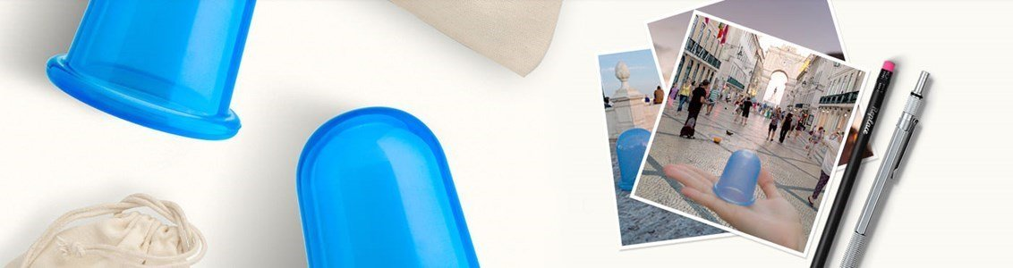 cellublue copo succao anti celulite