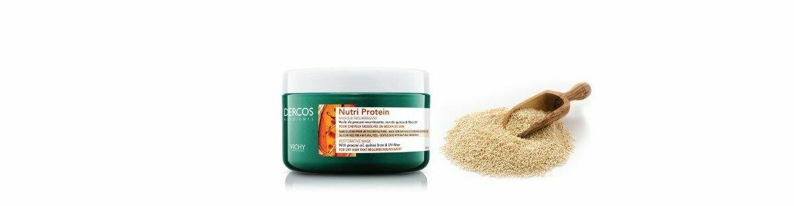 dercos nutri protein masque nourrissant