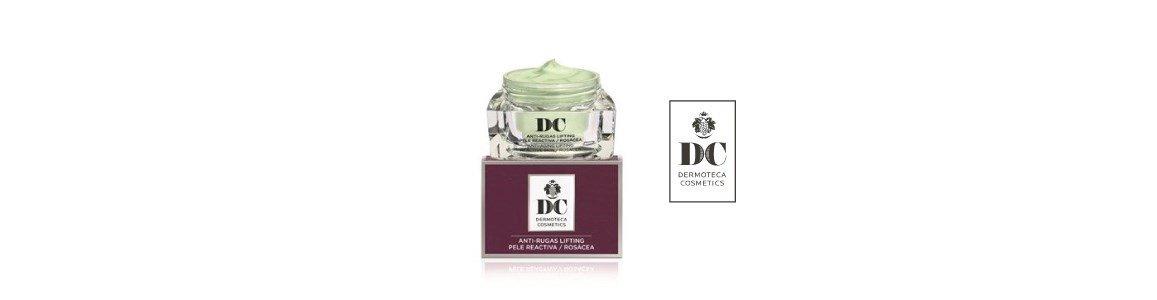 dermoteca dc anti rugas lifting pele reactiva rosacea ou couperose 50ml