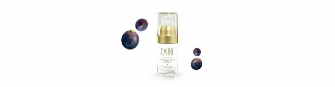 dvine grape power dynamic eye cream 15ml