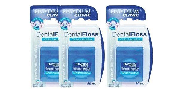 elgydium fio dentario clorohexidina