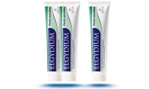 elgydium gel dentifrico sensibilidade dentaria