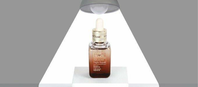 estee lauder advanced night repair mascara oleo reparacao