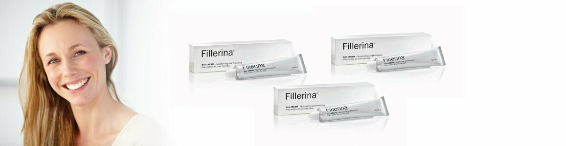 fillerina day cream spf15 hyaluronic acid anti aging