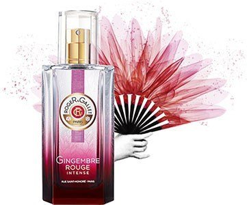 gingembre rouge intense 50ml