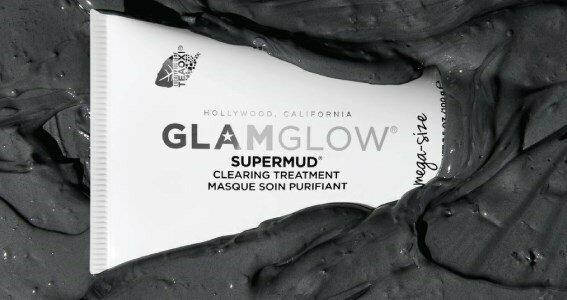 glamglow supermud mascara purificante carvao ativado