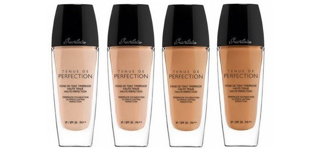 guerlain tenue perfection base fluida
