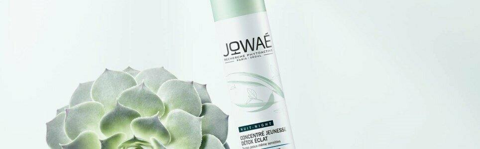 jowae concentrado rejuvenescedor detox iluminador noite