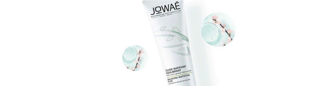 jowae fluido matificante equilibrante pele normal mista