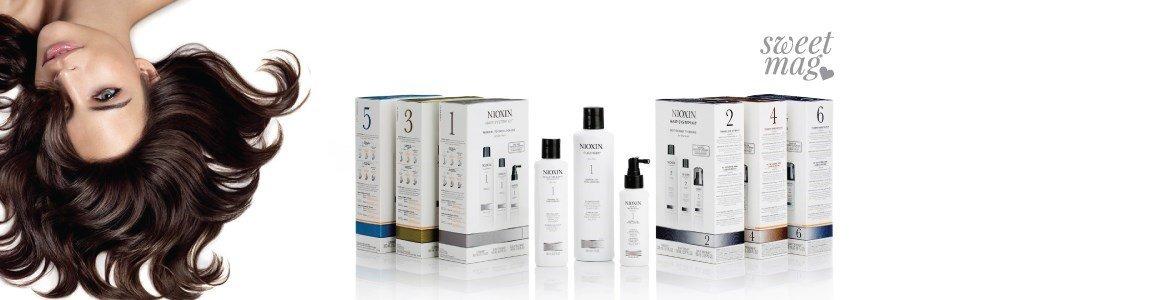 magazine nioxin produto