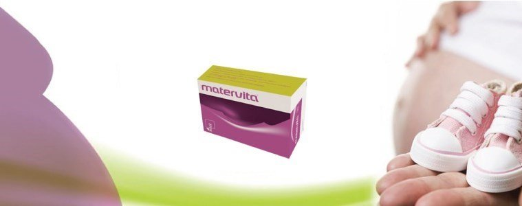 matervita suplementacao durante peri concepcao gravidez