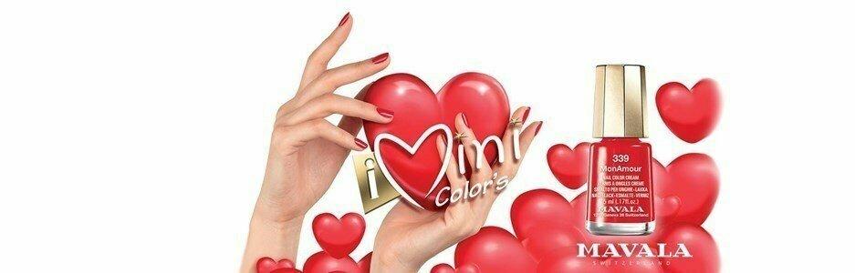 mavala i love mini
