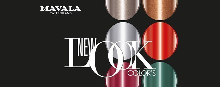 mavala new look colors