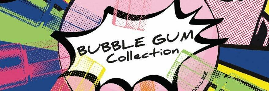 mavala verniz bubble gum collection