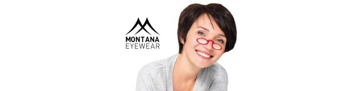 montana eyewear nose reading glasses diopter nr1a red en