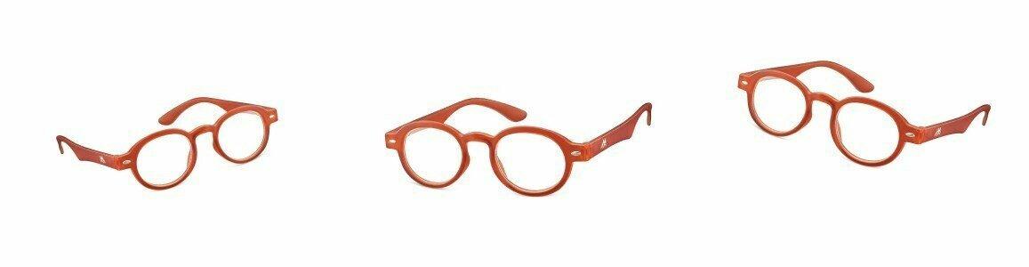 montana eyewear oculos leitura dioptrias vermelho box92d