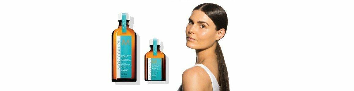 moroccanoil tratamento leve argao todos tipos cabelo