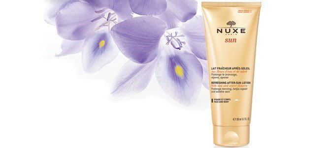 nuxe after sun hair