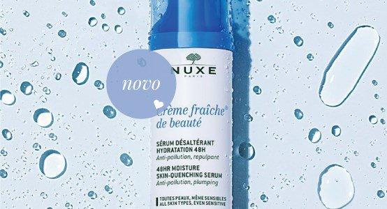 nuxe serum hydratant creme fraiche beaute