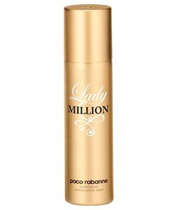 paco rabanne lady million her deo spray