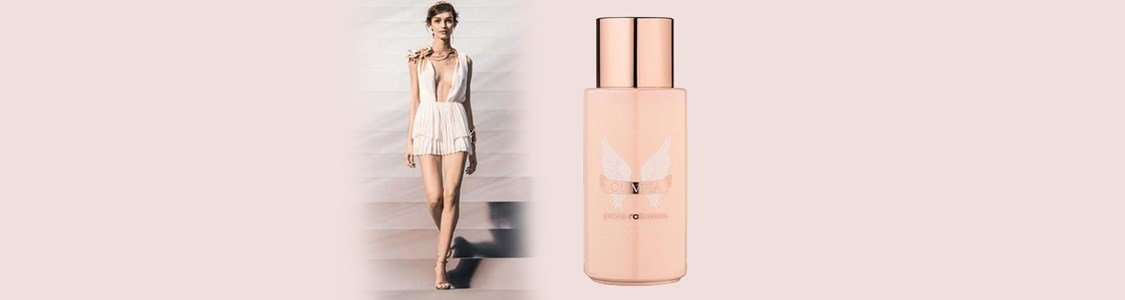 paco rabanne olympea her body lotion
