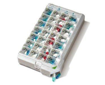 pilbox caixa semanal medicacao